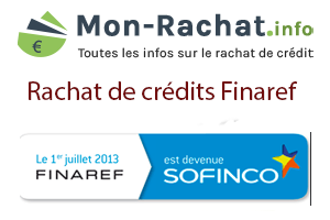 Rachat de crédits Finaref