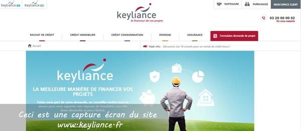 site de rachat de crédits en France et Outre Mer : www.keyliance.fr