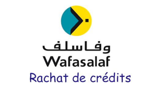 Rachat de crédit en ligne Wafasalaf