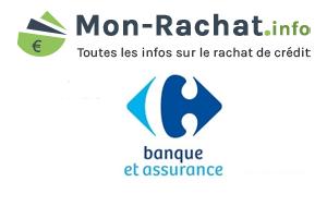 Simulation rachat de crédits Carrefour banque